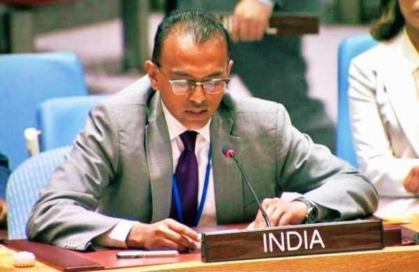 K Nagaraj Naidu named to lead UN bureaucracy for a year_40.1