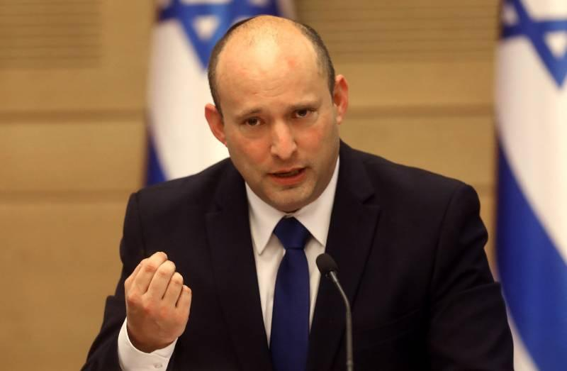 Naftali Bennett Takes Charge as Israel's new Prime Minister_40.1