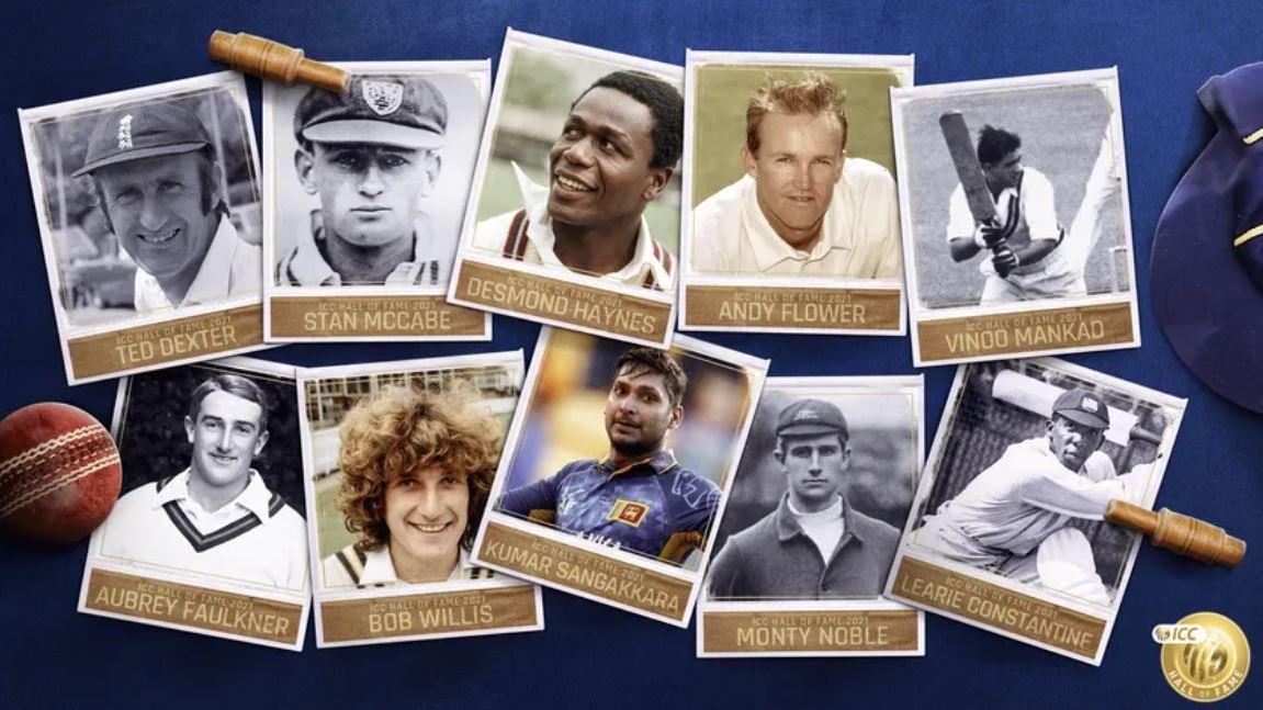 Vinoo Mankad and 9 others inducted into ICC Hall of Fame | विनू मानकड आणि इतर 9 जणांना आयसीसी हॉल ऑफ फेममध्ये सामील केले_40.1