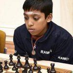 D. Gukesh wins Gelfand Challenge chess title