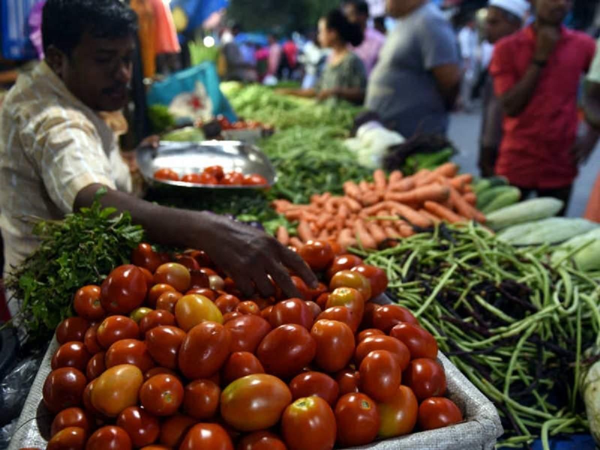 India's retail inflation touches 6.3% in May | मे महिन्यात भारताची किरकोळ महागाई 6.3 टक्क्यांपर्यंत गेली_40.1