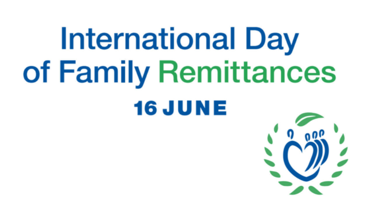 International Day of Family Remittances: 16 June_40.1