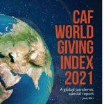 India ranked 14th in World Giving Index 2021