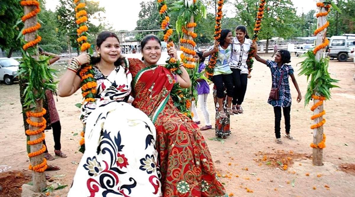 Raja Parba- Odisha's Famous Festival celebrated_40.1