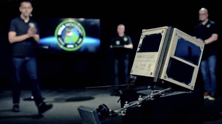 European Space Agency (ESA) will launch world's first wooden satellite | ইউরোপীয় স্পেস এজেন্সি (ESA) বিশ্বের প্রথম কাঠের তৈরী স্যাটেলাইট লঞ্চ করবে_40.1
