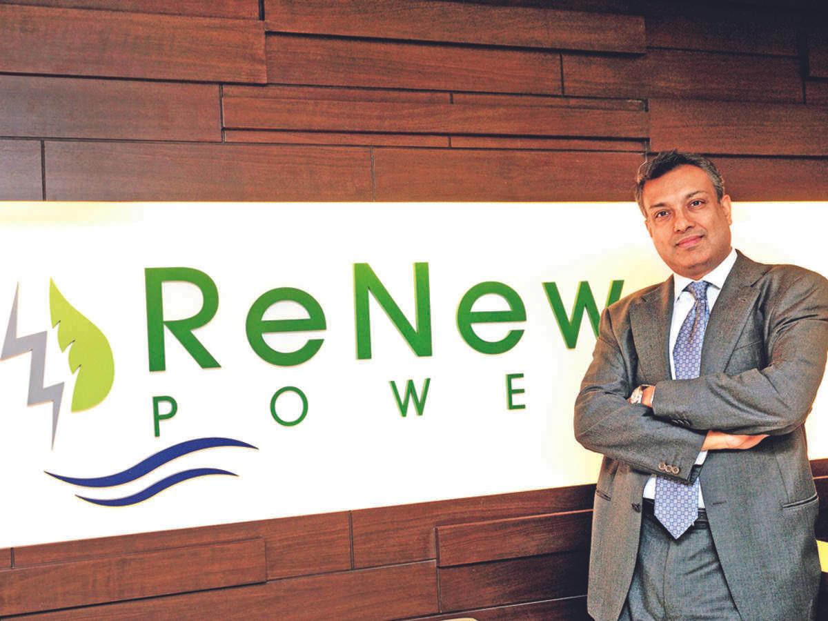 ReNew Power CMD Sumant Sinha recognised as SDG Pioneers by UNGC | রিনিউ পাওয়ার এর CMD সুমন্ত সিনহাকে SDG হিসেবে স্বীকৃতি দিল UNGC_40.1