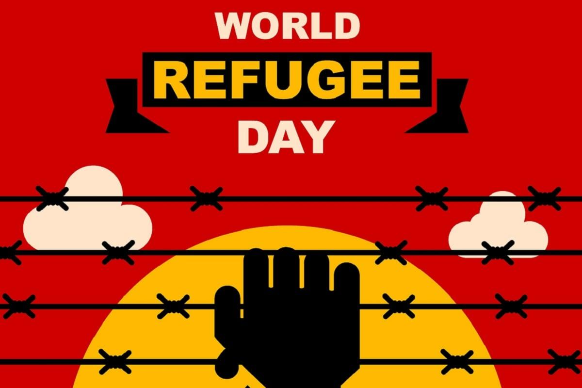 World Refugee Day celebrated on 20 June I 20 जून: जागतिक निर्वासित लोकांचा दिवस_40.1