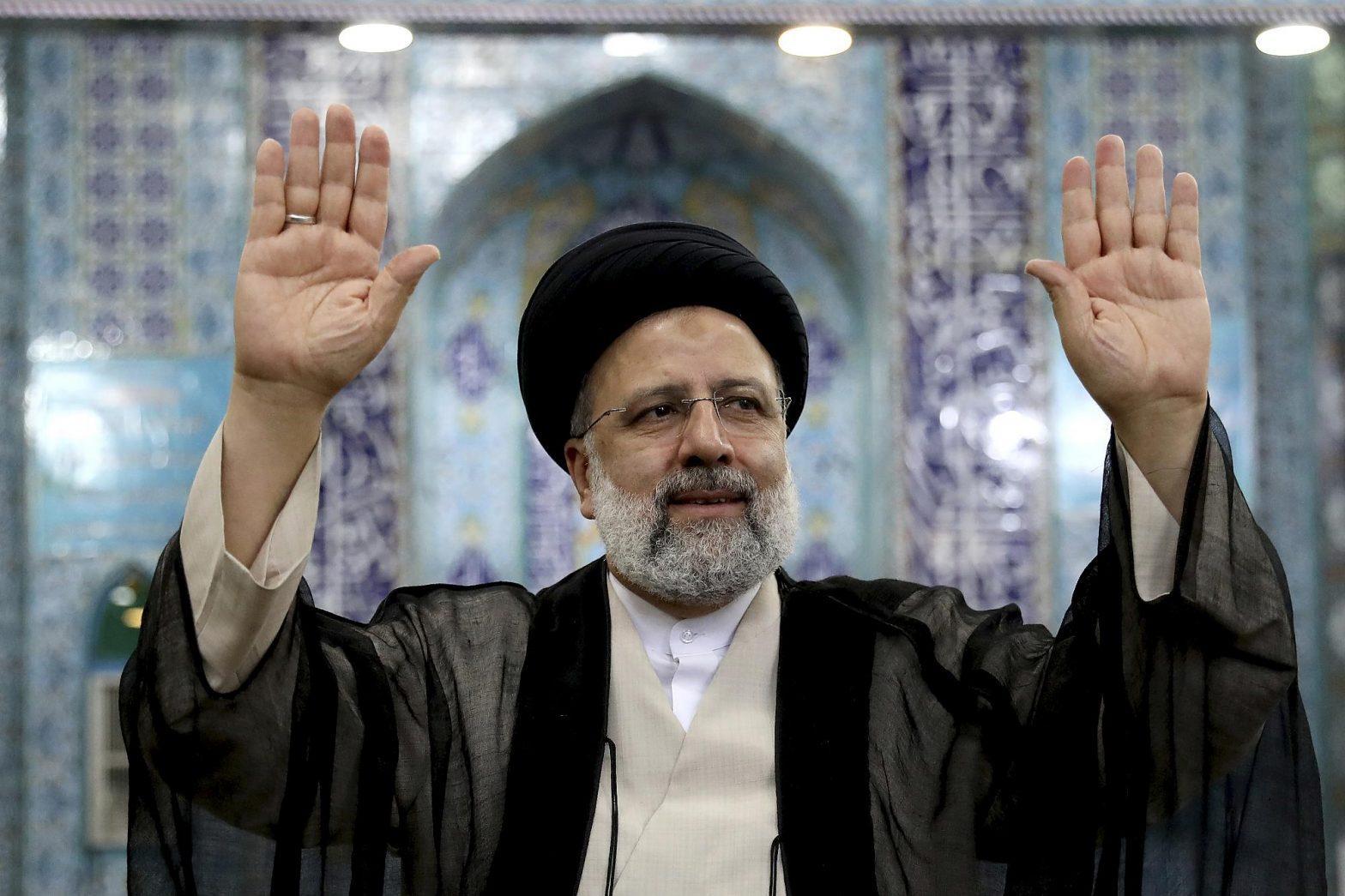 Ebrahim Raisi wins Iran's 2021 Presidential Election_40.1