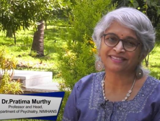 Senior psychiatrist Pratima Murthy appointed as director of NIMHANS_40.1