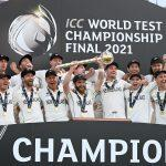 New Zealand crowned first ICC World Test Championship