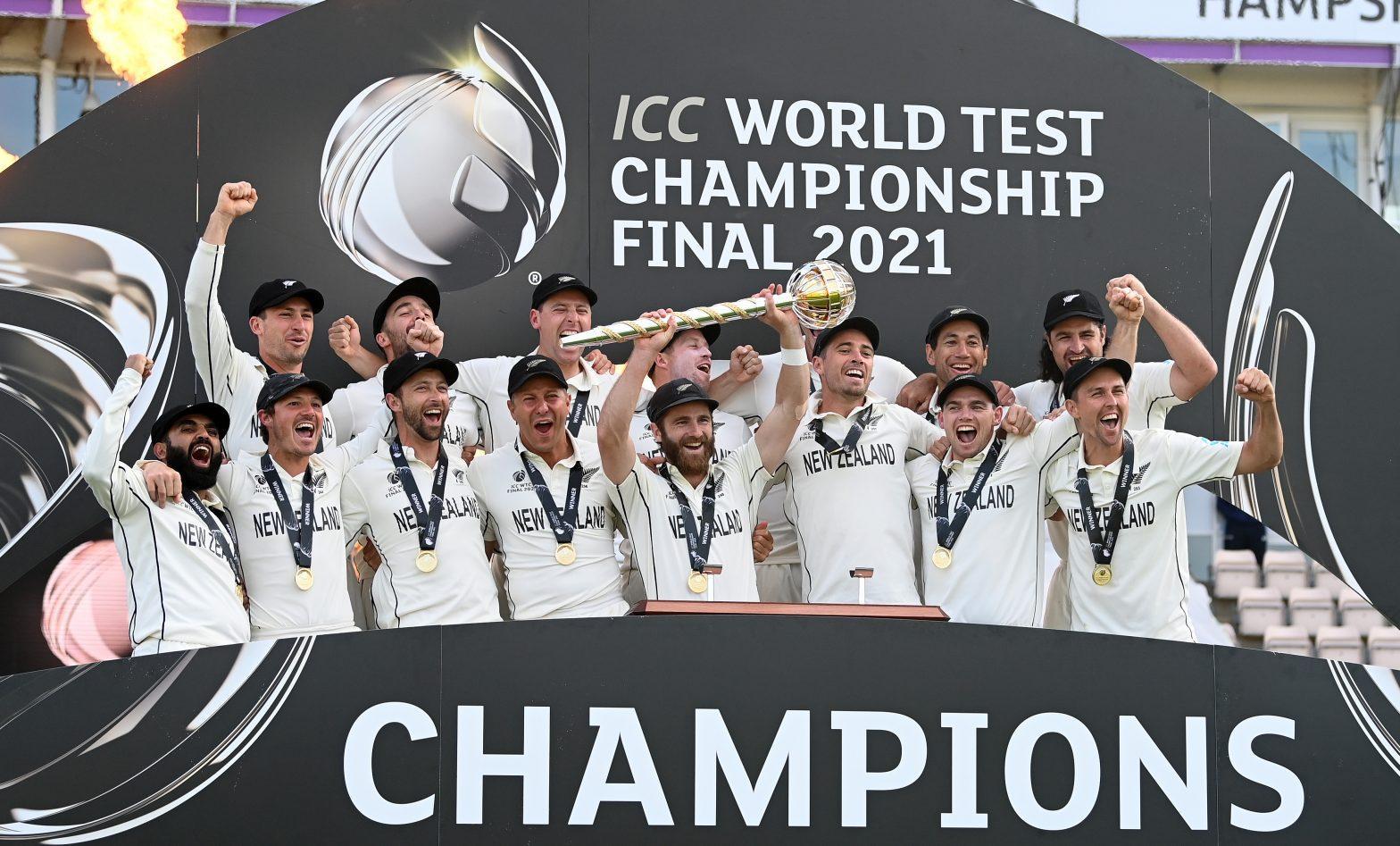 New Zealand crowned first ICC World Test Championship I न्यूझीलंड प्रथम आयसीसी विश्व कसोटी स्पर्धेचा विजेता_40.1