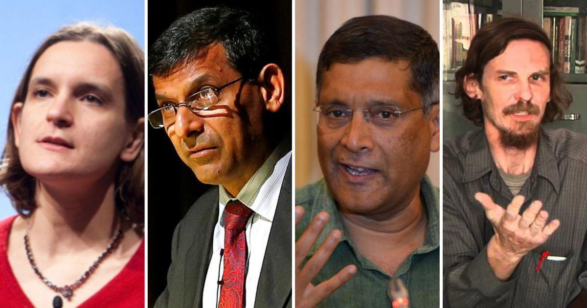 Raghuram Rajan named in Tamil Nadu economic advisory panel I तामिळनाडू सरकारच्या आर्थिक सल्लागार समितीमध्ये रघुराम राजन यांचा समावेश_40.1