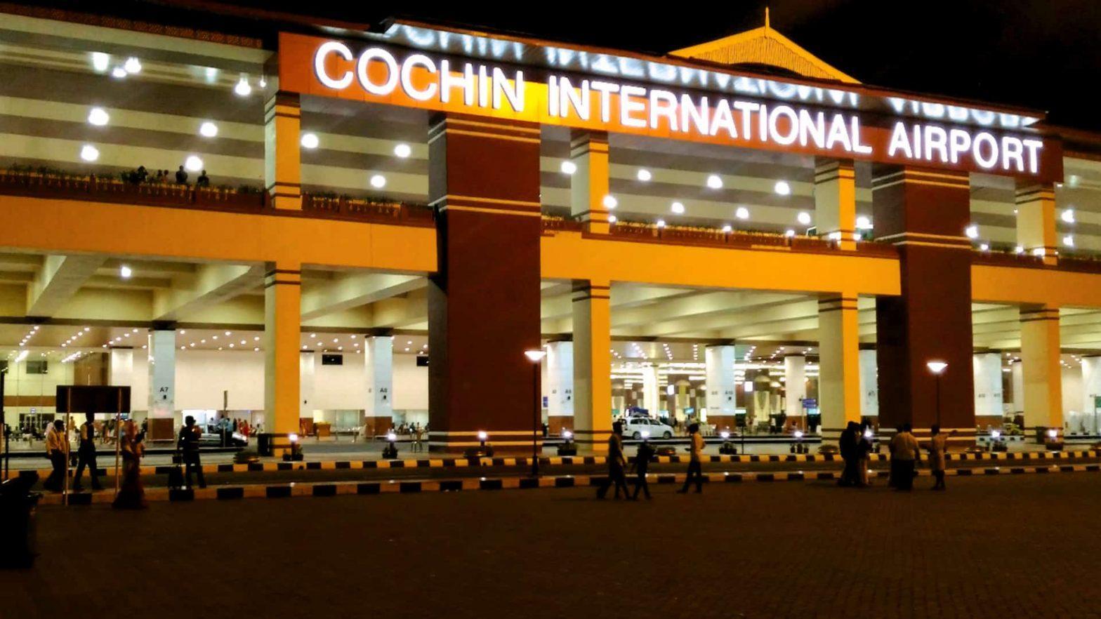 Cochin International Airport won honour in airport service quality I कोचीन आंतरराष्ट्रीय विमानतळाचा विमानतळ सेवा गुणवत्तेत सन्मान_40.1