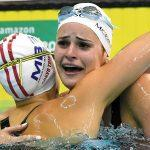 Australian swimmer Kaylee McKeown breaks 100-meter backstroke world record