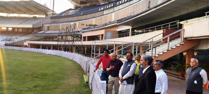 JSCA, SAIL-BSL inks MoU for International Cricket Stadium in Bokaro | JSCA, SAIL-BSL বোকারোর আন্তর্জাতিক ক্রিকেট স্টেডিয়ামের জন্য MoU স্বাক্ষরিত করেছে_40.1