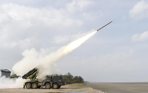DRDO Successfully Test Fires Enhanced Pinaka Rocket Off Odisha Coast_40.1