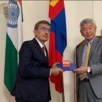 RK Sabharwal gets highest civilian award of Mongolia
