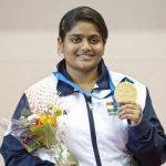 Indian shooter Rahi Sarnobat wins Gold at ISSF World Cup shooting