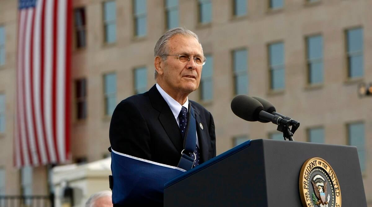 Former US Defence Secretary Donald Rumsfeld passes away I अमेरिकेचे माजी संरक्षण सचिव डोनाल्ड रम्सफेल्ड यांचे निधन_40.1