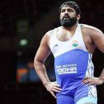 Indian Wrestler Sumit Malik gets two-year ban for doping