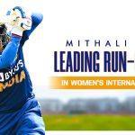 Mithali Raj surpasses Edwards to become highest run-getter