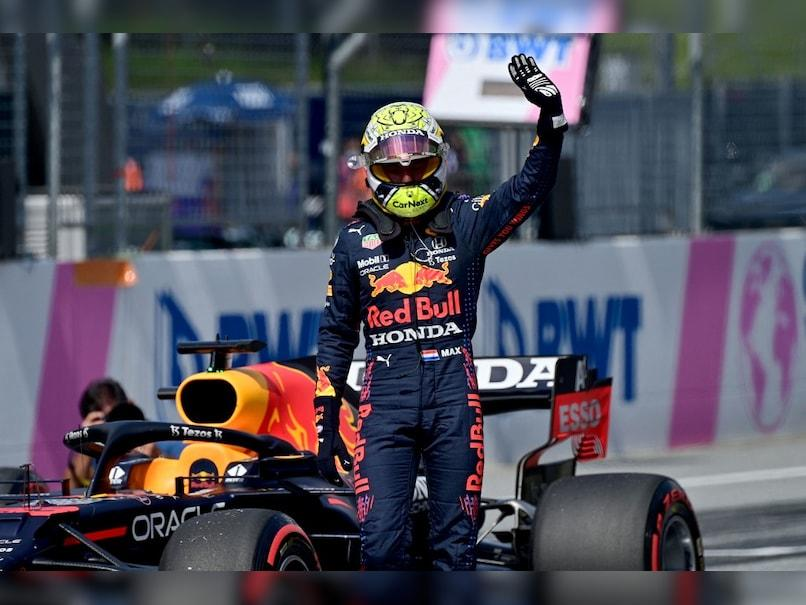 Max Verstappen wins Formula 1's Austrian Grand Prix 2021 | ম্যাক্স ভার্স্টাপেন ফর্মুলা 1 এর অস্ট্রিয়ান গ্র্যান্ড প্রিকস 2021 জিতলেন_40.1