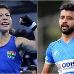 Mary Kom, Manpreet Singh to be India's flag-bearers at Tokyo Olympics