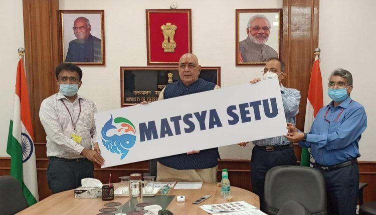 GoI launches mobile app 'Matsya Setu' for Indian aqua farmers_40.1