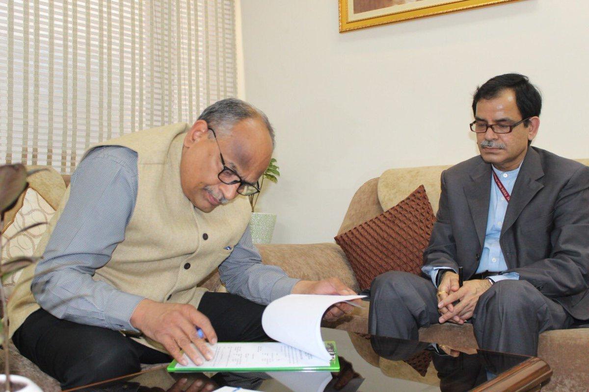 N Venudhar Reddy takes charge as Director General of All India Radio | এন ভেনুধর রেড্ডি অল ইন্ডিয়া রেডিওর ডিরেক্টর জেনারেল হিসাবে দায়িত্ব গ্রহণ করলেন_40.1