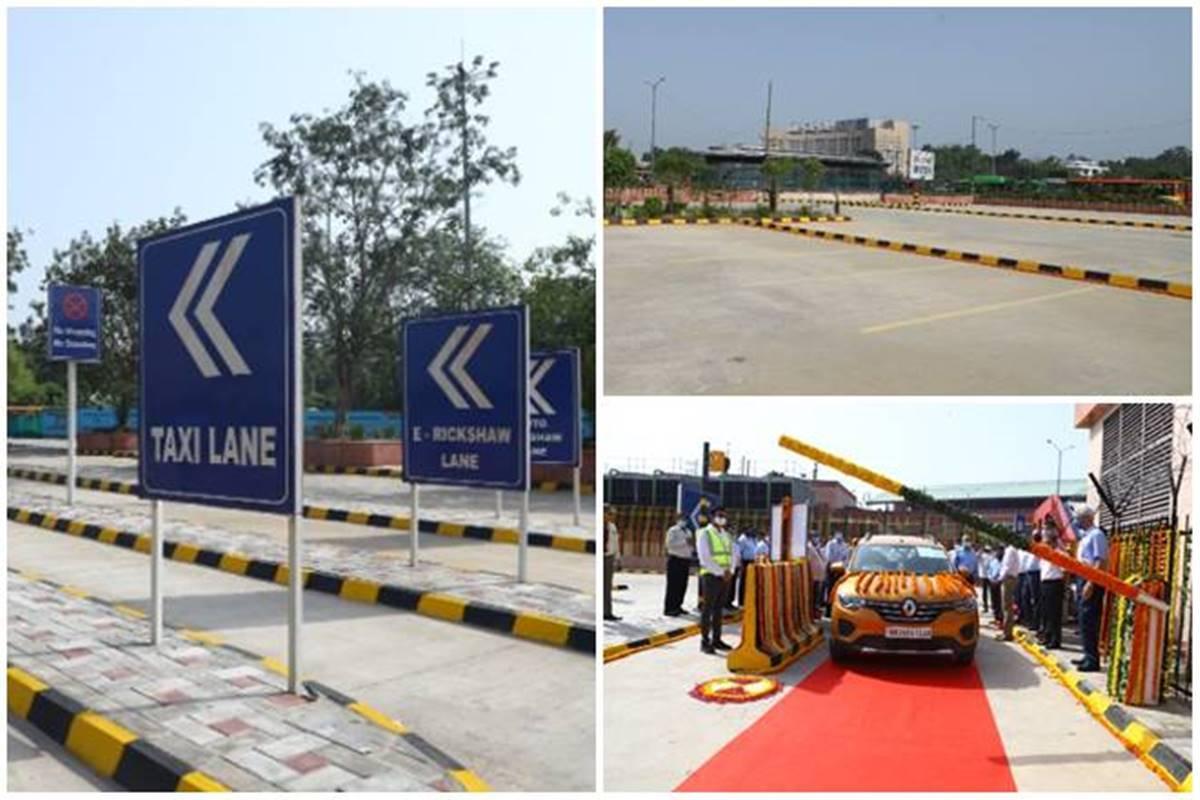 DMRC launches India's first UPI-based cashless parking I डीएमआरसीने भारतातील पहिला यूपीआय-आधारित रोकडविरहित वाहनतळ सुरु केला_40.1
