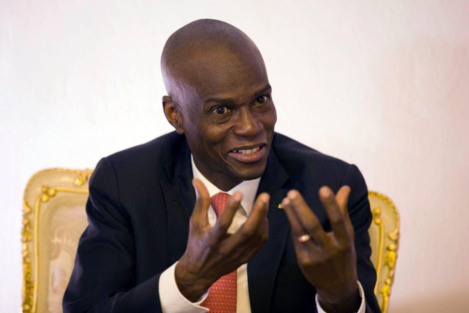 Haiti President Jovenel Moise assassinated at his home | হাইতির রাষ্ট্রপতি জোভেনেল মোইসকে দুষ্কৃতীরা তার বাড়িতেই হত্যা করে_40.1