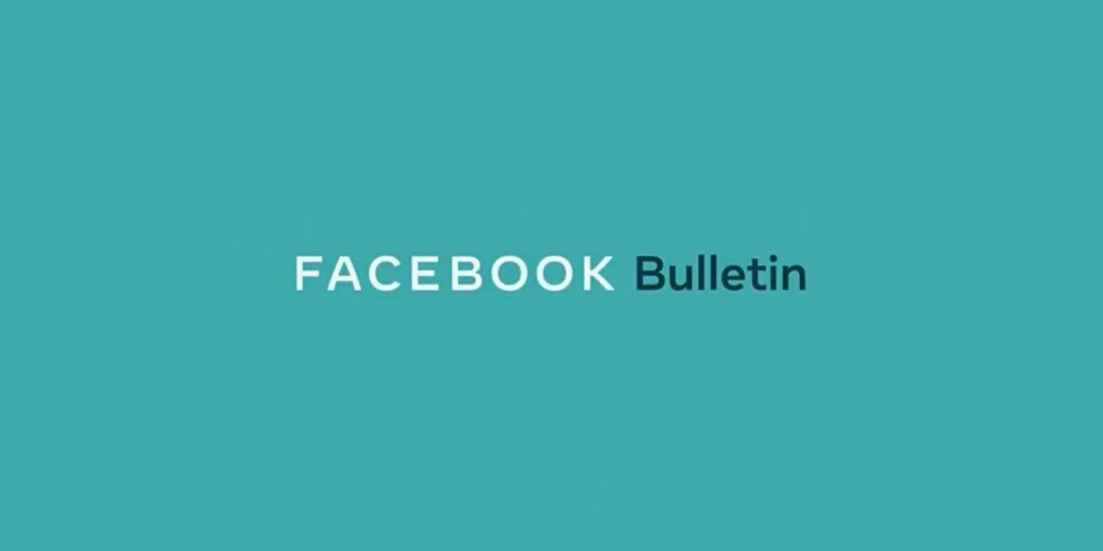 "Facebook Launches newsletter platform ""Bulletin"" | फेसबुकने ""बुलेटिन"" नावाचा वृत्तपत्र मंच सुरू केला_40.1"