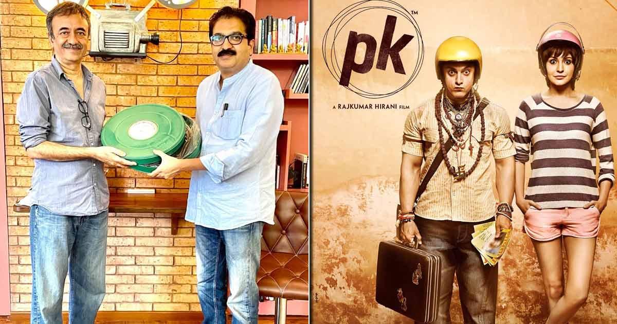 National Film Archive of India adds Aamir Khan's 'PK' to its collection | ভারতের জাতীয় চলচ্চিত্র সংরক্ষণাগারে আমির খানের 'PK' চলচ্চিত্র যুক্ত করা হল_40.1