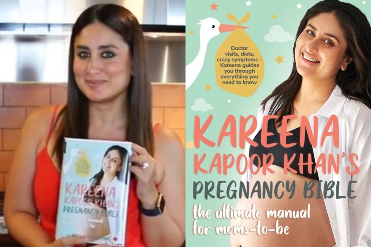 "Kareena Kapoor introduces a book ""The Pregnancy Bible"" | கரீனா கபூர் ""The Pregnancy Bible"" என்ற புத்தகத்தை அறிமுகப்படுத்துகிறார் |_40.1"