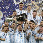 Argentina beats Brazil to Lift Copa America 2021