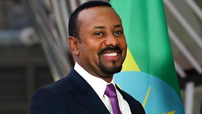Abiy Ahmed wins landslide victory in Ethiopian election | इथिओपियाच्या निवडणुकीत अॅबी अहमद यांचा विजय_40.1