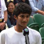 Samir Banerjee wins Wimbledon Junior Men's title