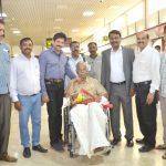 Journalist N N Pillai honoured with BKS Literary Award