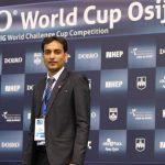Deepak Kabra becomes first Indian gymnastics judge at Olympics