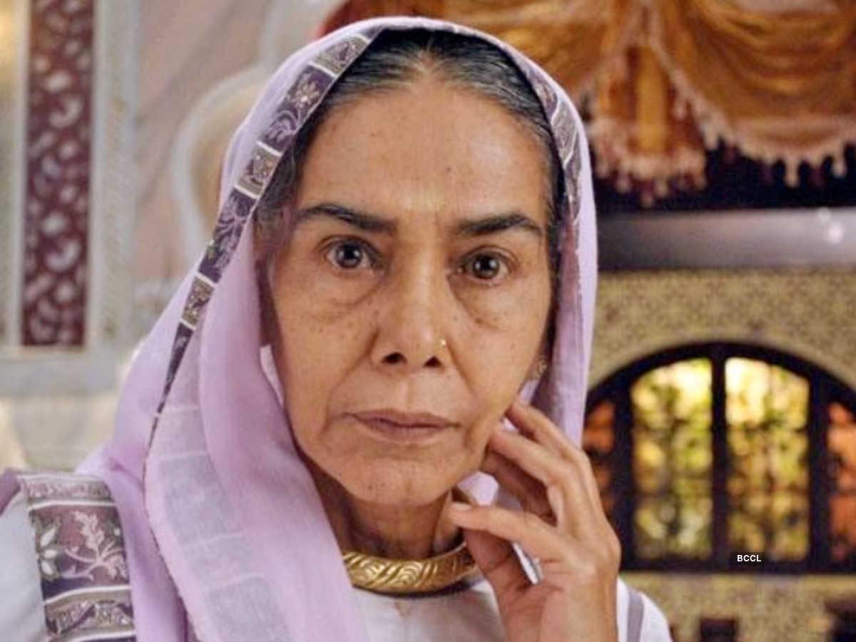 National Award-winning actress Surekha Sikri passes away | राष्ट्रीय पुरस्कारप्राप्त अभिनेत्री सुरेखा सिक्री यांचे निधन_40.1