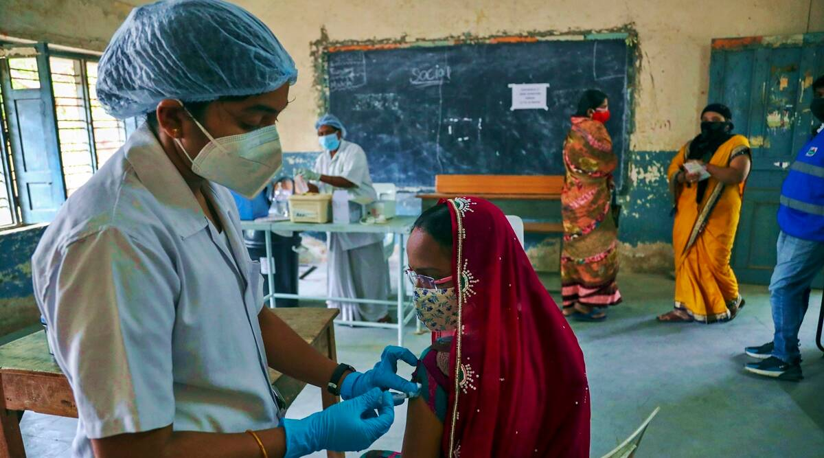 """Covid vaccination campaign for pregnant women in Kerala, """"Mathrukavacham""""_40.1"""