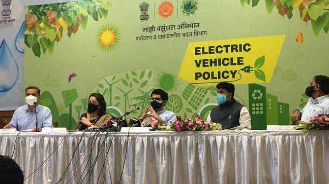 Maharashtra govt launches new EV Policy 2021 | মহারাষ্ট্র সরকার নতুন EV পলিসি 2021 চালু করেছে_40.1