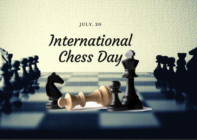 International Chess Day: 20 July | 20 जुलै: आंतरराष्ट्रीय बुद्धिबळ दिन_40.1