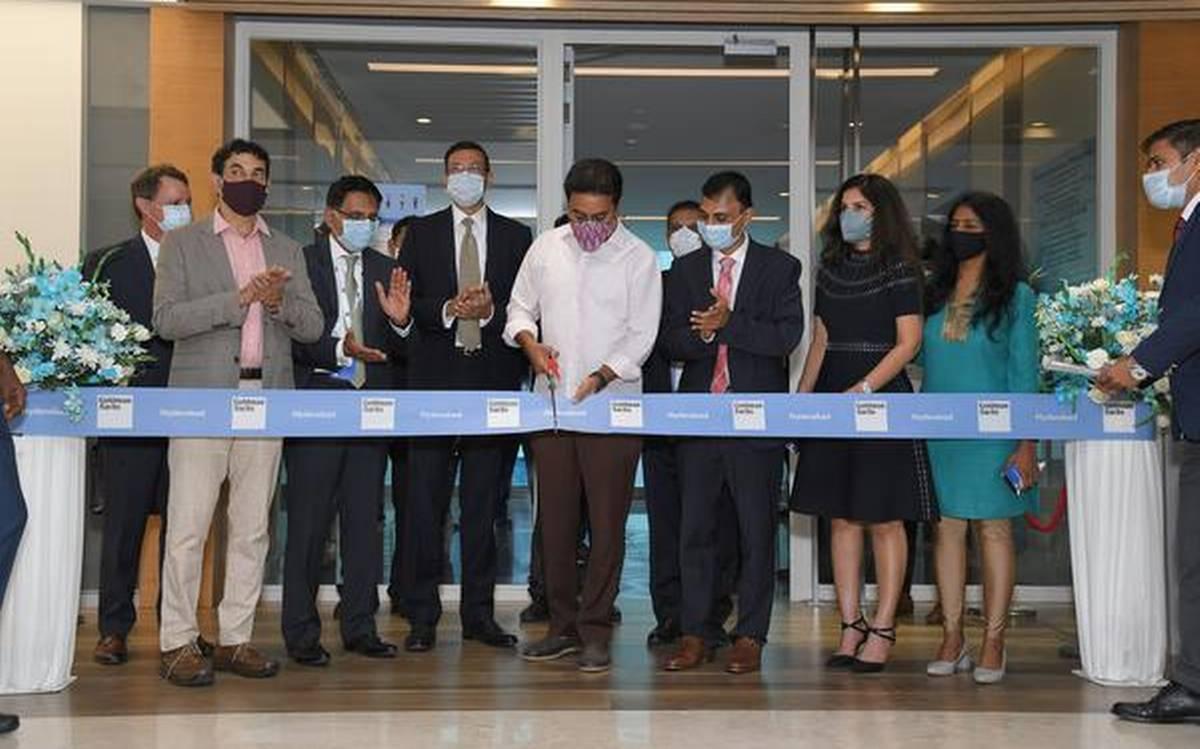Goldman Sachs open its global centre in Hyderabad | গোল্ডম্যান শ্যাচ হায়দরাবাদে একটি গ্লোবাল সেন্টার চালু করেছে_40.1