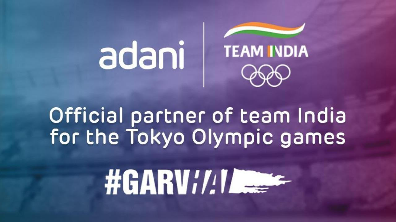 IOA ropes in Adani Group as sponsor for Tokyo Olympics_40.1