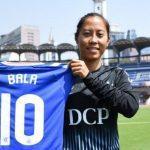 Ngangom Bala Devi named AIFF 'Women's Footballer of the Year' 2020-21