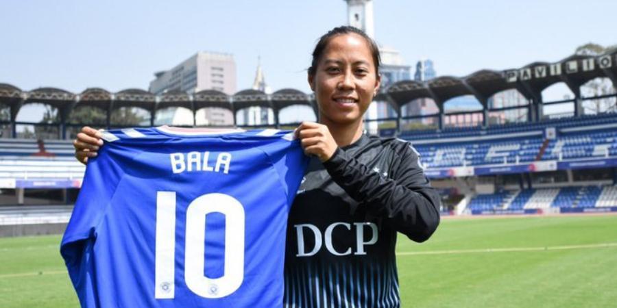 Ngangom Bala Devi named AIFF 'Women's Footballer of the Year' 2020-21_40.1