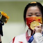China's Yang Qian Wins First Gold Medal of Tokyo Olympics
