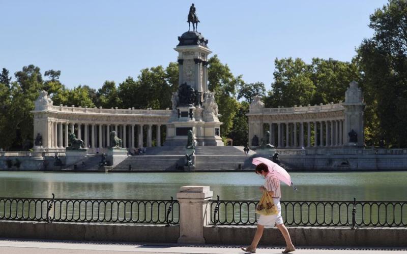 UNESCO grants World Heritage Status to Madrid's Paseo del Prado and Retiro Park_40.1