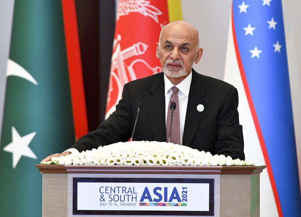 Uzbekistan hosts 'Central-South Asia conference 2021_40.1